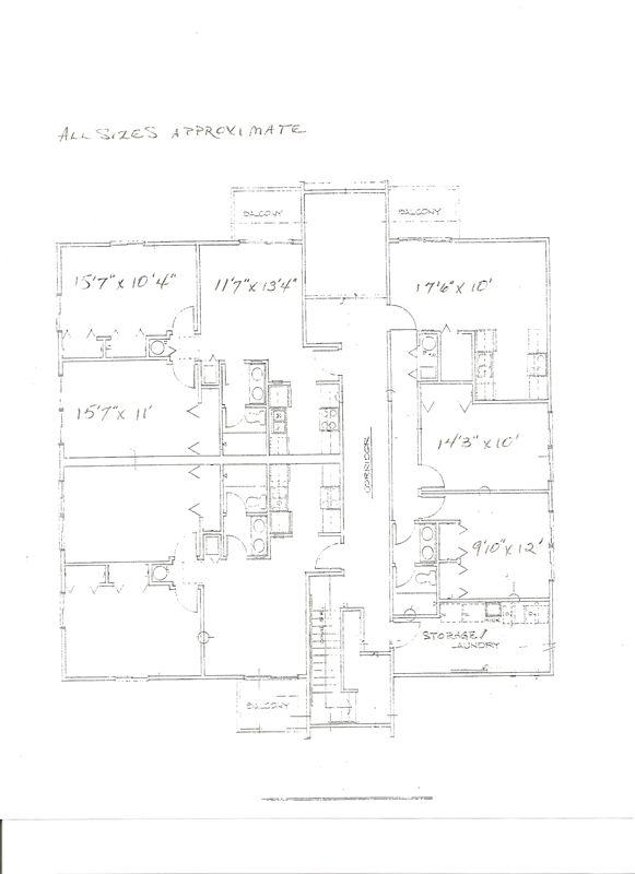2 Bedrooms 1 Bathroom Apartment for rent at Okuniewski Apartments 2909 W Michigan Avenue Llc in Kalamazoo, MI