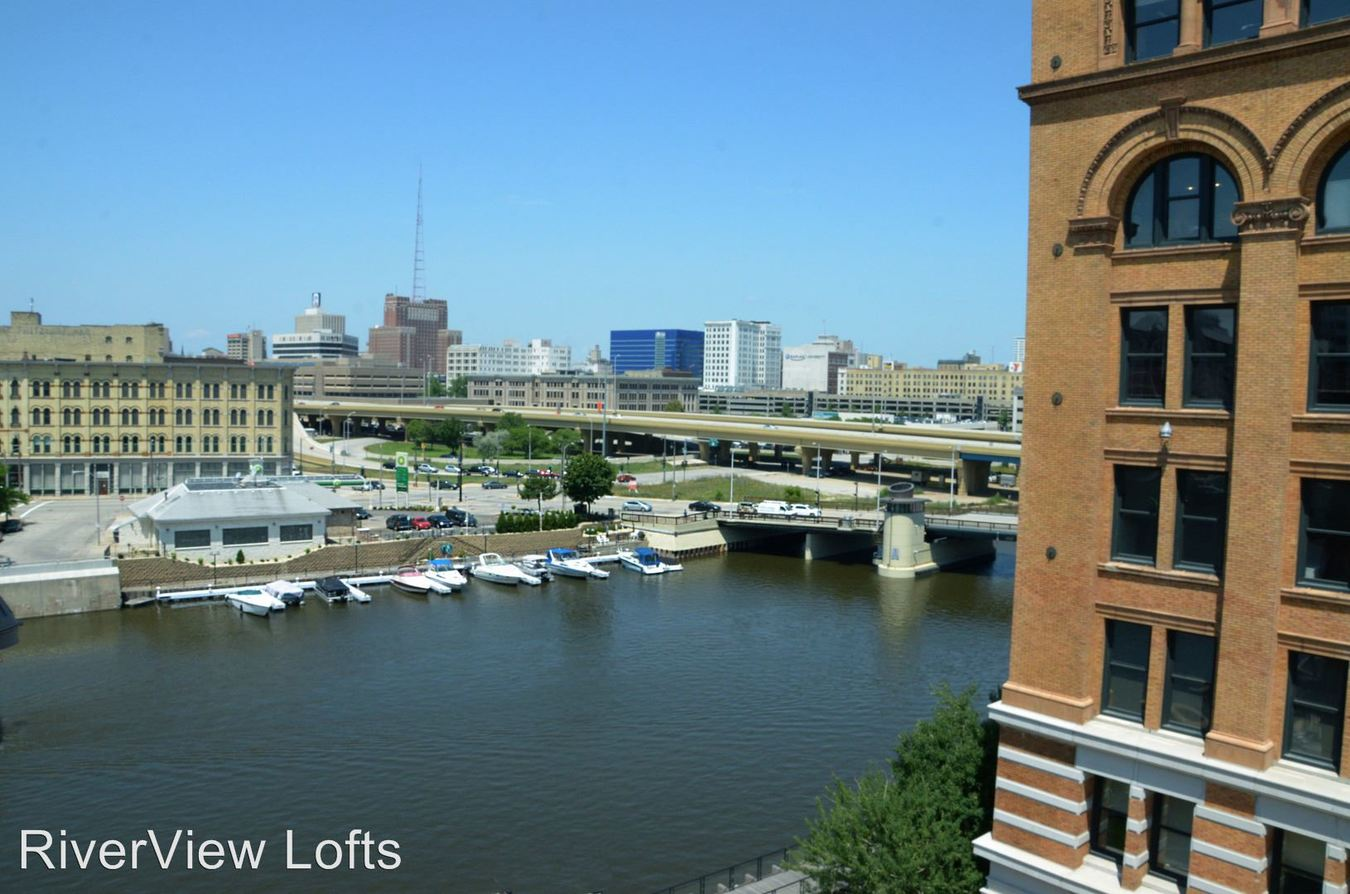 2 Bedrooms 1 Bathroom Apartment for rent at Riverview Lofts in Milwaukee, WI