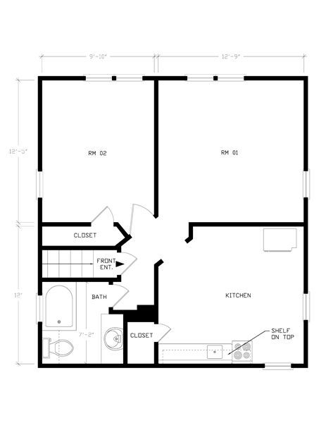 1 Bedroom 1 Bathroom Apartment for rent at 426 S Division St in Ann Arbor, MI