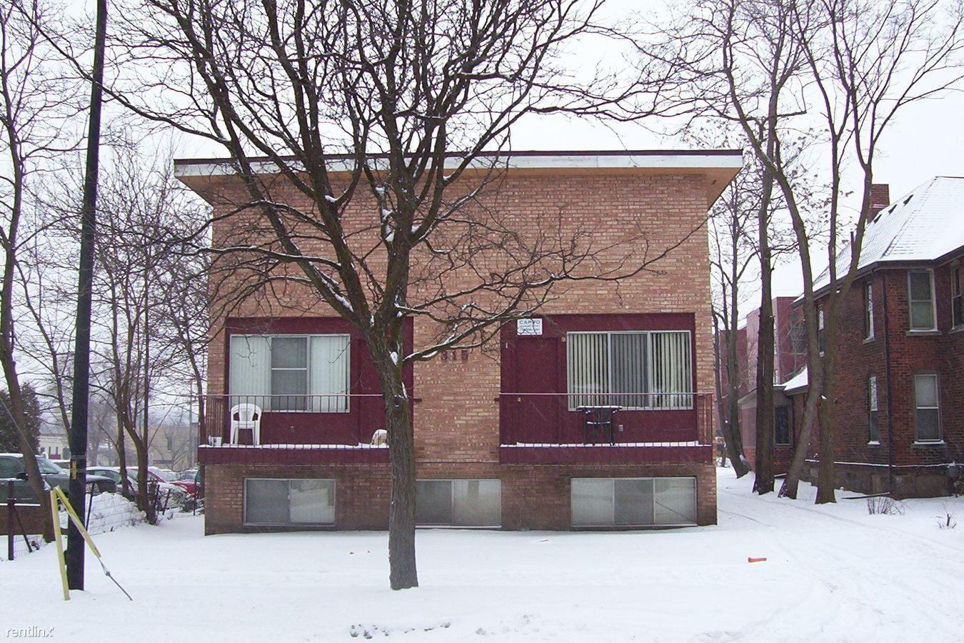 2 Bedrooms 1 Bathroom Apartment for rent at 315 Catherine St in Ann Arbor, MI