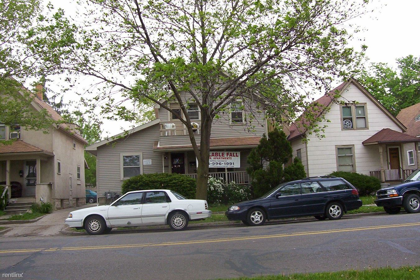1 Bedroom 1 Bathroom Apartment for rent at 929 S Division St in Ann Arbor, MI