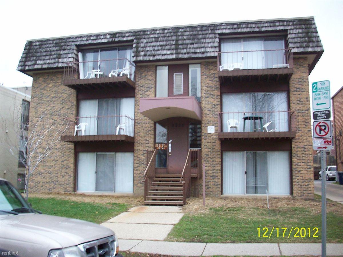 2 Bedrooms 1 Bathroom Apartment for rent at 1321 Wilmot St in Ann Arbor, MI