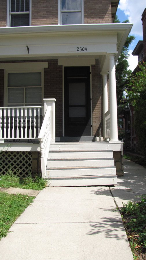 2 Bedrooms 1 Bathroom Apartment for rent at 2304 1/2 N High Street in Columbus, OH
