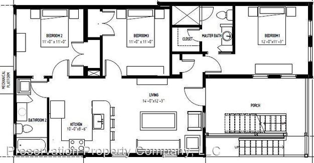 3 Bedrooms 2 Bathrooms Apartment for rent at 5 Larnes in Charleston, SC