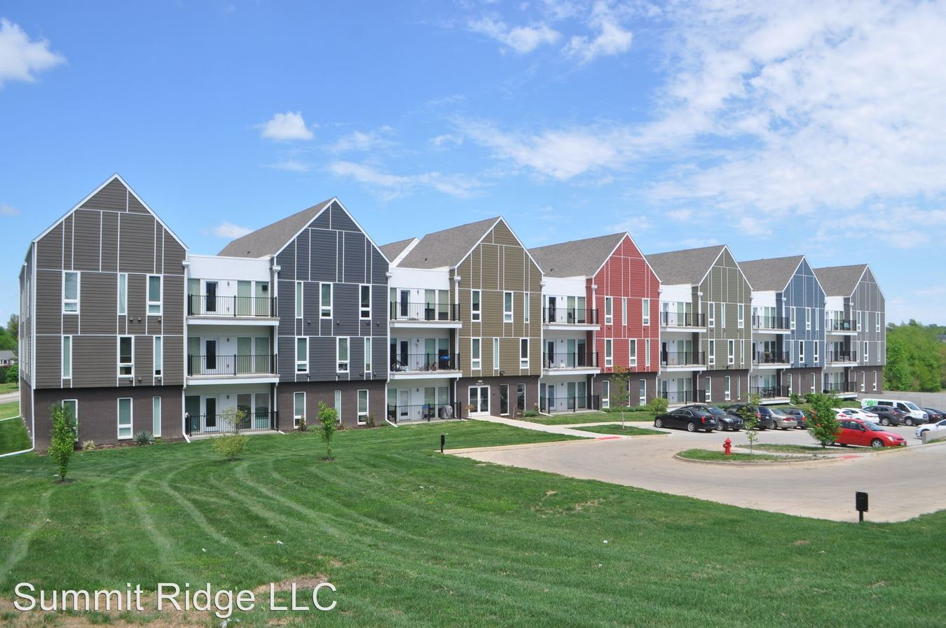 3 Bedrooms 2 Bathrooms Apartment for rent at 3526 Eastbrook Street in Iowa City, IA