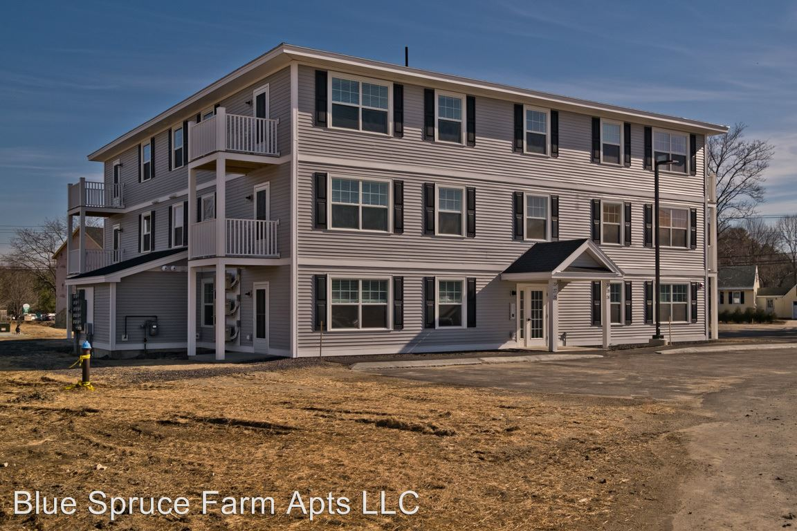 1 Bedroom 1 Bathroom Apartment for rent at 16 Blue Spruce Farm Road in Westbrook, ME