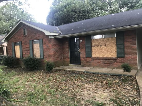 3 Bedrooms 1 Bathroom House for rent at 4241 Arrowhead Rd in Memphis, TN