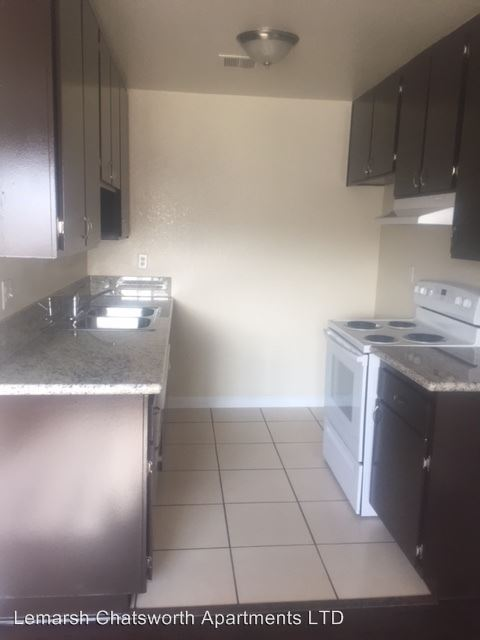 1 Bedroom 1 Bathroom Apartment for rent at 21323 Lemarsh Street in Chatsworth, CA