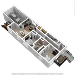 2 Bedrooms 1 Bathroom Apartment for rent at Gorman Homes in Milwaukee, WI