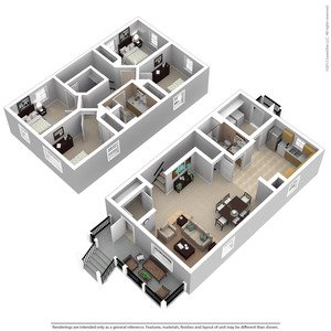 4 Bedrooms 2 Bathrooms Apartment for rent at Gorman Homes in Milwaukee, WI