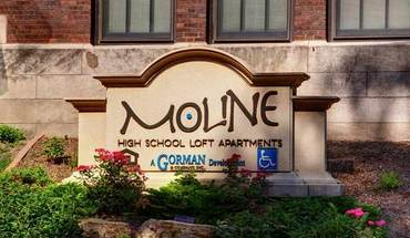 Moline High School Lofts