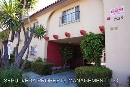 1 Bedroom 1 Bathroom Apartment for rent at 7525 Sepulveda Blvd. in Van Nuys, CA