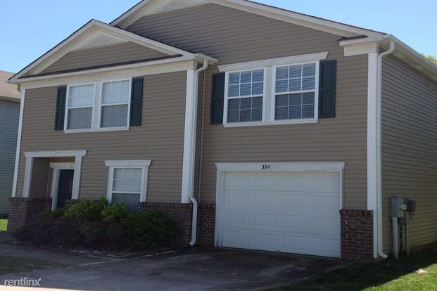 3 Bedrooms 2 Bathrooms House for rent at 394 Morning Dew Drive in Concord, NC