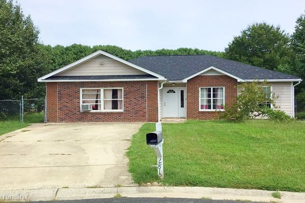 3 Bedrooms 2 Bathrooms House for rent at 2812 Windswept Lane, Monroe, Nc 28110 in Monroe, NC