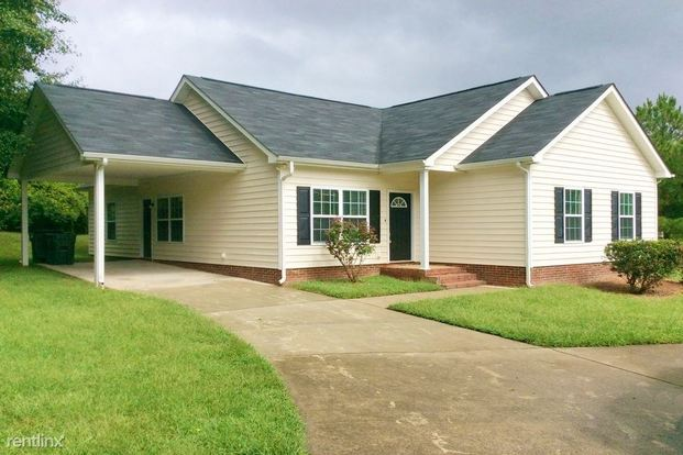 4 Bedrooms 2 Bathrooms House for rent at 1204 Quail Drive in Monroe, NC