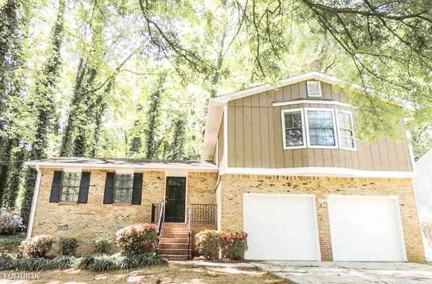 3 Bedrooms 2 Bathrooms House for rent at 5149 Mc Carter Station in Stone Mountain, GA