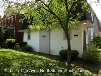 4 Bedrooms 2 Bathrooms Apartment for rent at 107 121 E 14th Ave in Columbus, OH