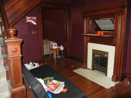 4 Bedrooms 1 Bathroom Apartment for rent at 127-129 W Hubbard in Columbus, OH