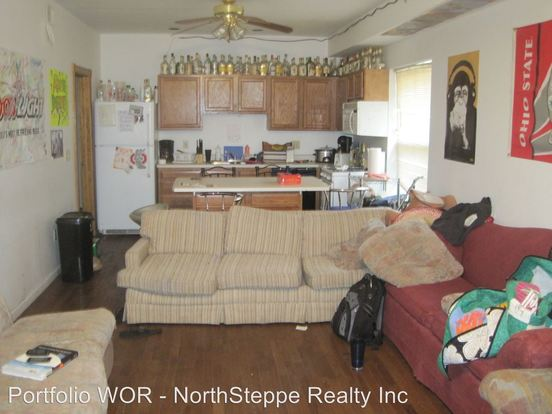 7 Bedrooms 2 Bathrooms House for rent at 64 66 E 17th Ave in Columbus, OH