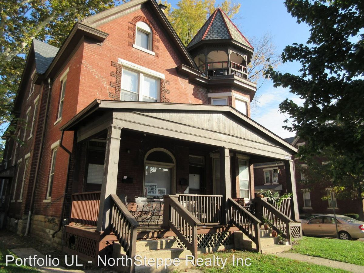 6 Bedrooms 2 Bathrooms House for rent at 160 W 9th Ave in Columbus, OH