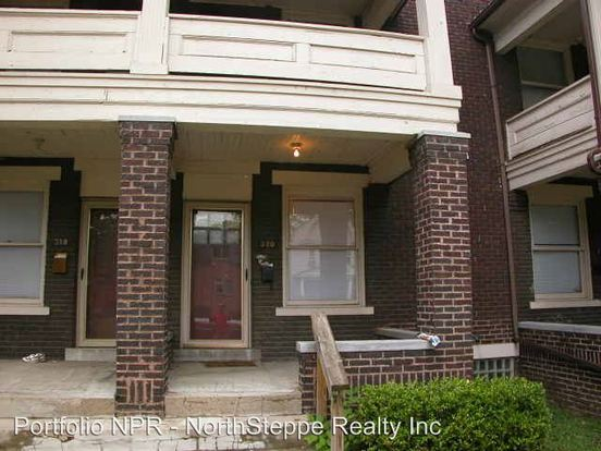 2 Bedrooms 1 Bathroom Apartment for rent at 318 326 E 19th Ave in Columbus, OH