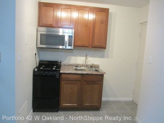 1 Bedroom 1 Bathroom Apartment for rent at 42 50 W Oakland Ave in Columbus, OH