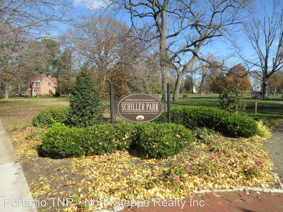 2 Bedrooms 2 Bathrooms Apartment for rent at 1031-1037 City Park in Columbus, OH