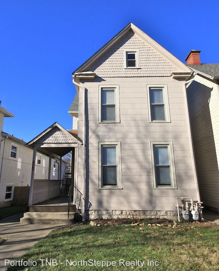 1 Bedroom 1 Bathroom Apartment for rent at 1273-1275 Hunter Avenue in Columbus, OH