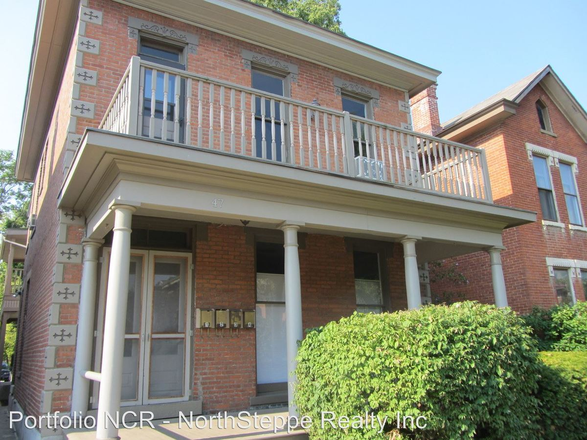 1 Bedroom 1 Bathroom Apartment for rent at 47 Smith Place in Columbus, OH