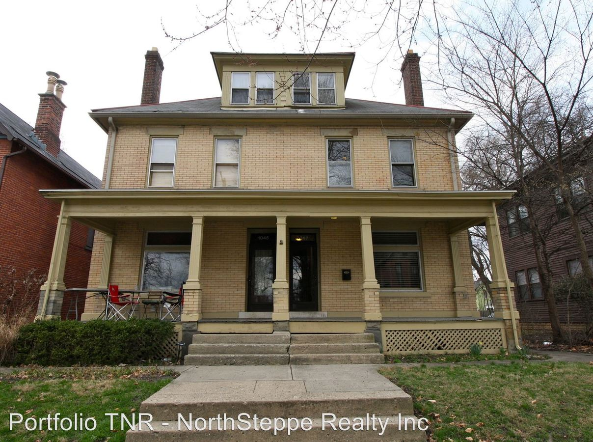 4 Bedrooms 2 Bathrooms House for rent at 1045 Hunter Avenue in Columbus, OH