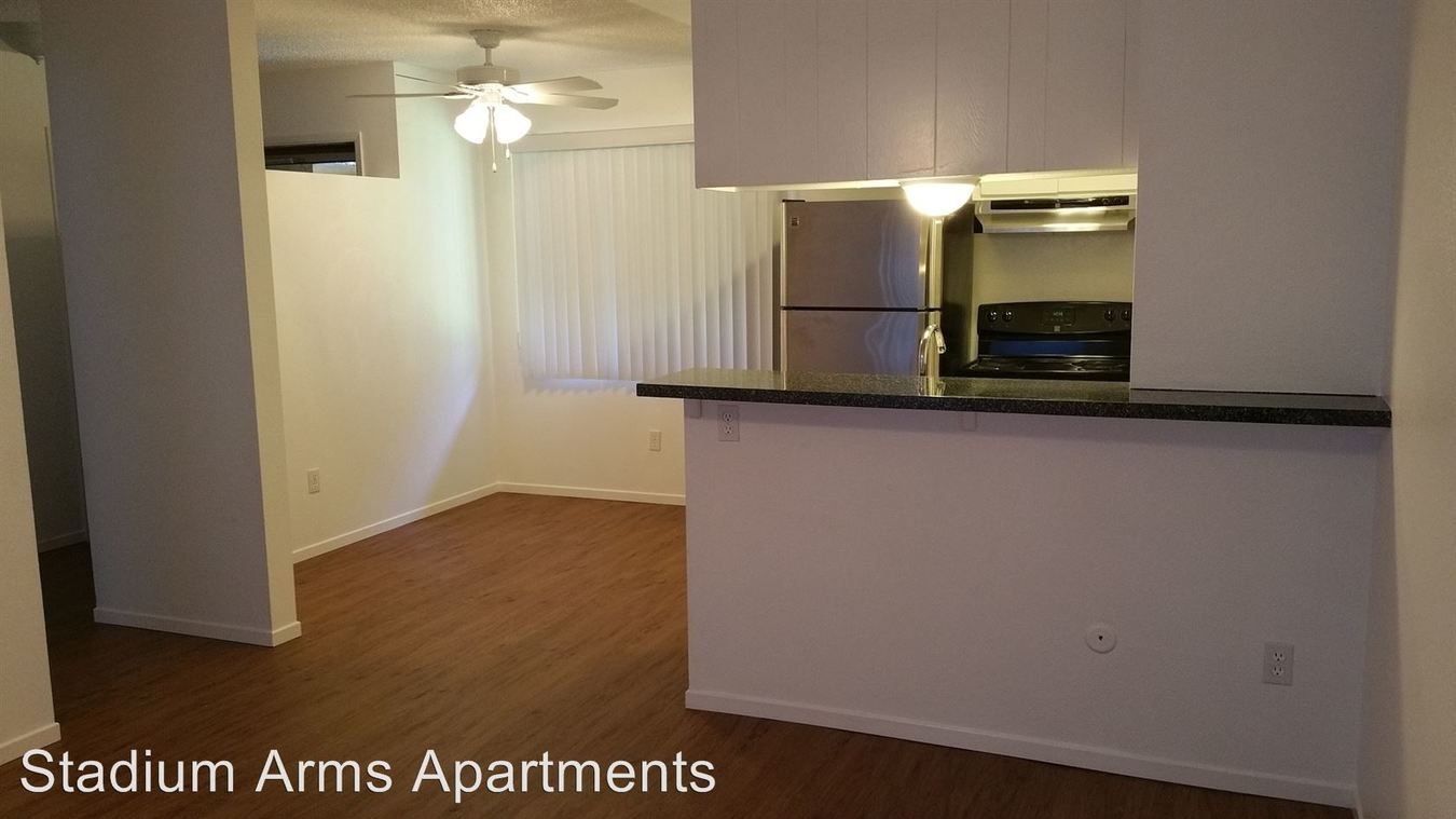1 Bedroom 1 Bathroom Apartment for rent at 4525 Twain Avenue in San Diego, CA