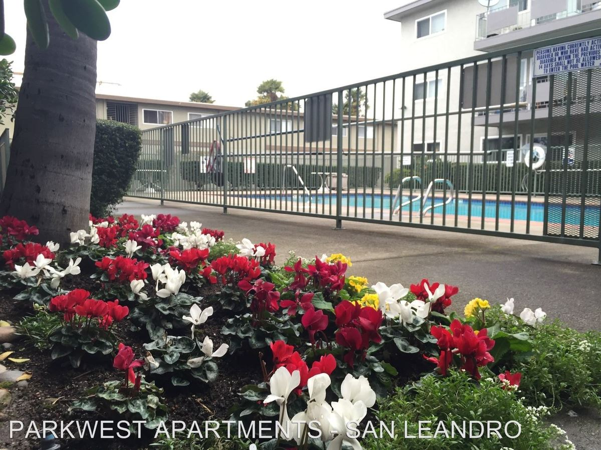 1 Bedroom 1 Bathroom Apartment for rent at 14400 East 14th Street in San Leandro, CA