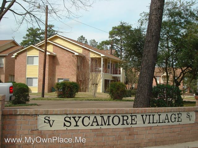 2 Bedrooms 2 Bathrooms Apartment for rent at 2404 Sycamore Ave in Huntsville, TX