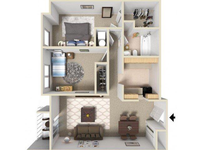 The Vistas Apartments Nashville Tn