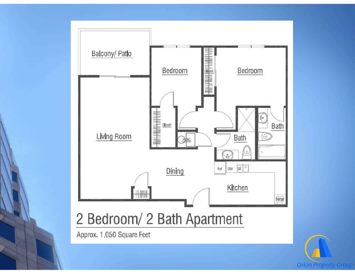2 Bedrooms 2 Bathrooms Apartment for rent at Hillsdale Apartments in Topeka, KS
