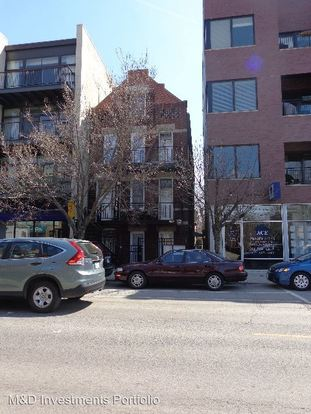 1 Bedroom 1 Bathroom Apartment for rent at 2029 N. Damen in Chicago, IL