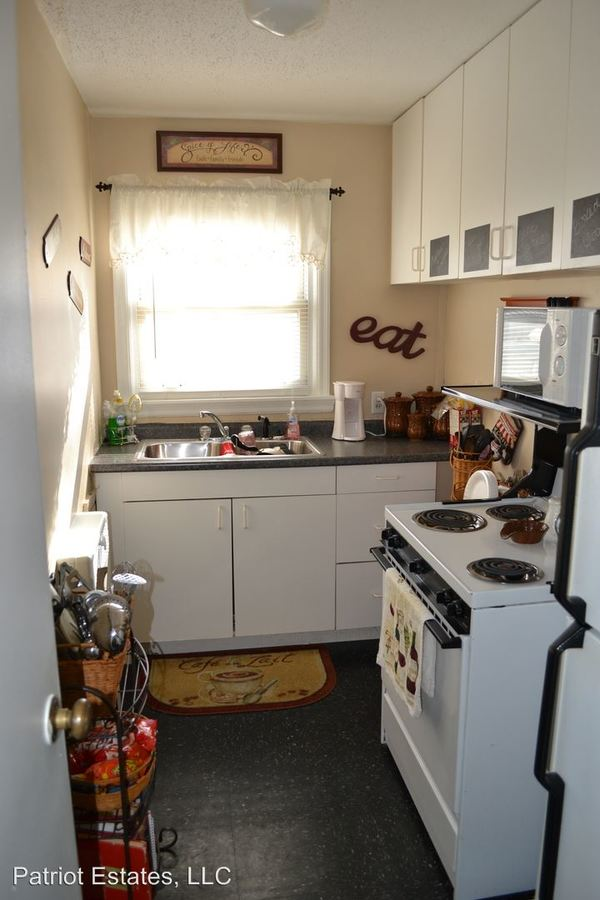 1 Bedroom 1 Bathroom Apartment for rent at 225 N. Madison in Junction City, KS