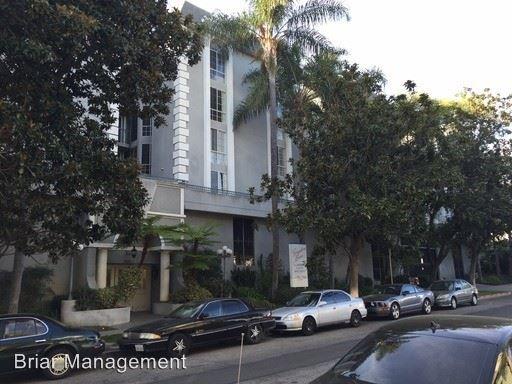 1 Bedroom 1 Bathroom Apartment for rent at 1425 N Sierra Bonita Avenue in Los Angeles, CA