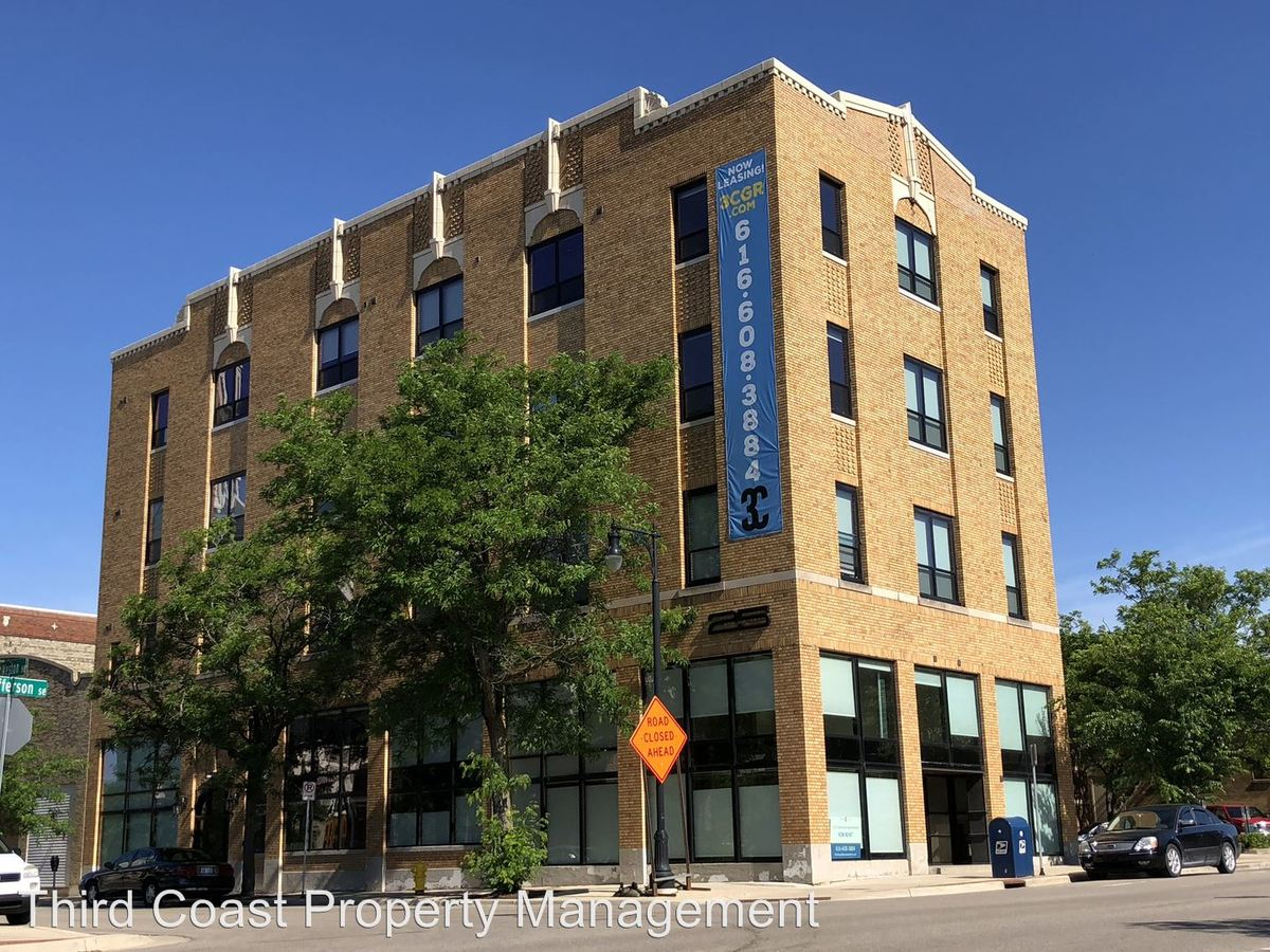 1 Bedroom 1 Bathroom Apartment for rent at 25 Jefferson Ave. Se in Grand Rapids, MI