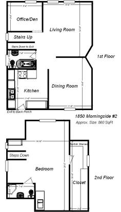 2 Bedrooms 2 Bathrooms Apartment for rent at 1850 Morningside Avenue in Pittsburgh, PA
