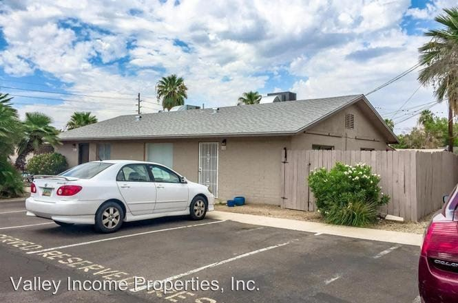 1 Bedroom 1 Bathroom Apartment for rent at 2525 N 52nd St in Phoenix, AZ
