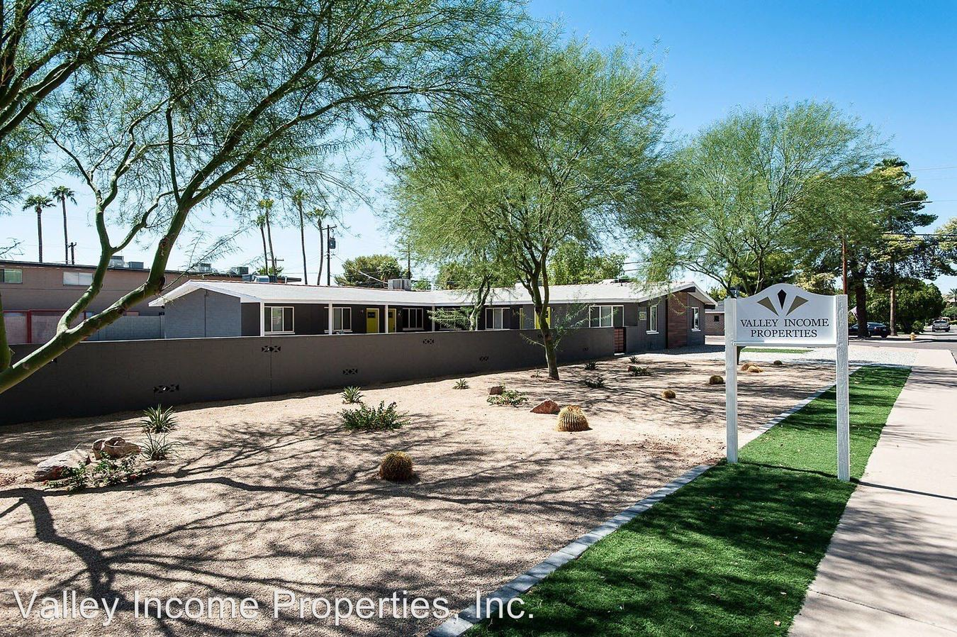 1 Bedroom 1 Bathroom Apartment for rent at 2601 E Turney in Phoenix, AZ