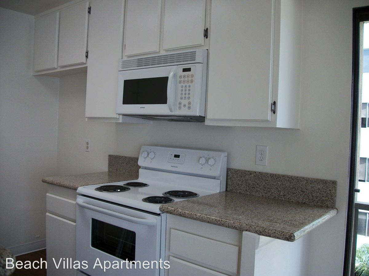 1 Bedroom 1 Bathroom Apartment for rent at Beach Villas 1830 E. Ocean Blvd. in Long Beach, CA