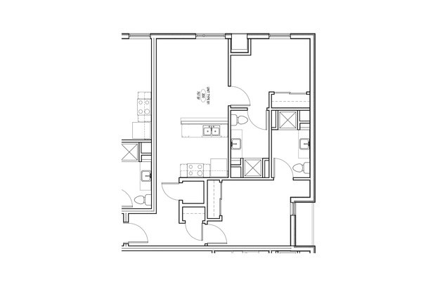 2 Bedrooms 2 Bathrooms Apartment for rent at Ivy on Fourteenth in Milwaukee, WI