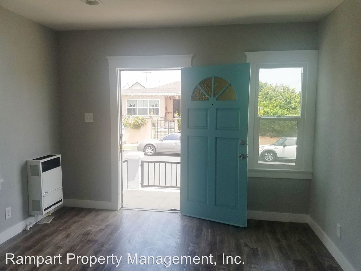 2 Bedrooms 1 Bathroom Apartment for rent at 602 Euclid Ave. in Los Angeles, CA