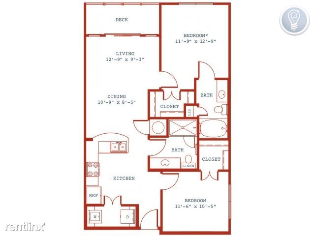 2 Bedrooms 2 Bathrooms House for rent at Research And 620 Property Id 1018990 in Austin, TX
