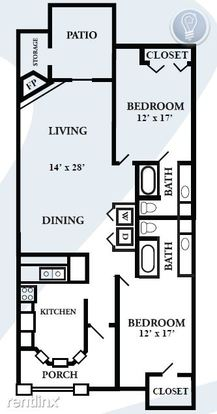 2 Bedrooms 2 Bathrooms House for rent at Amherst Property Id 745292 in Austin, TX