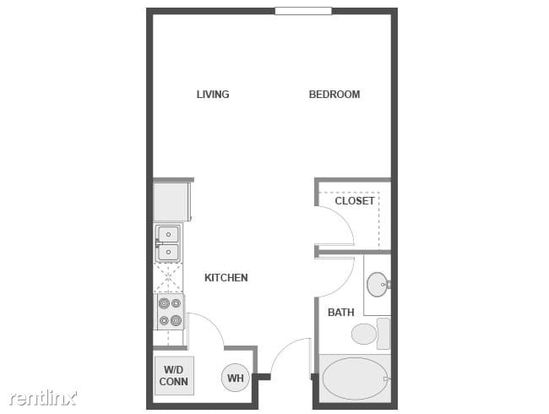 Studio 1 Bathroom House for rent at North Lamar Property Id 769595 in Austin, TX