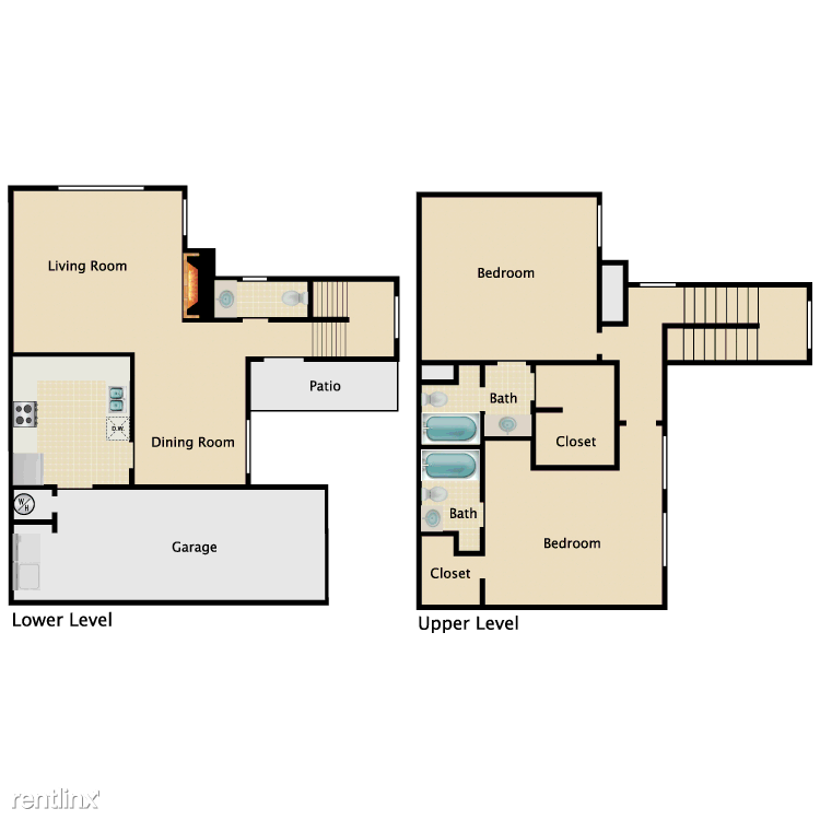 2 Bedrooms 2 Bathrooms Apartment for rent at Research & Anderson Mill Id 808095 in Austin, TX