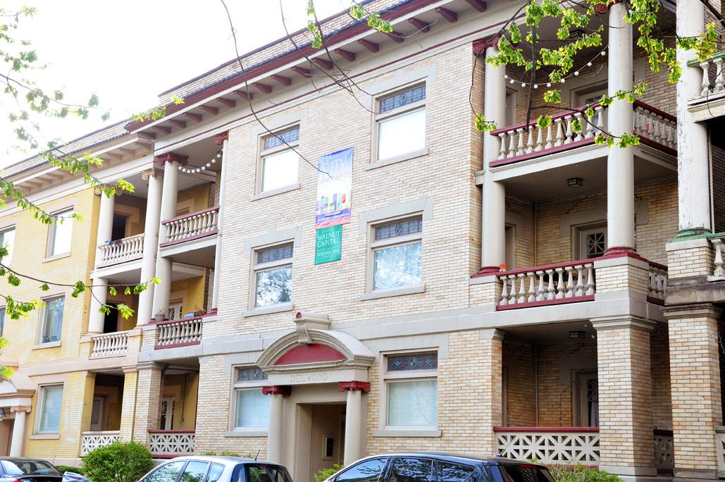 Holden Street Apartments